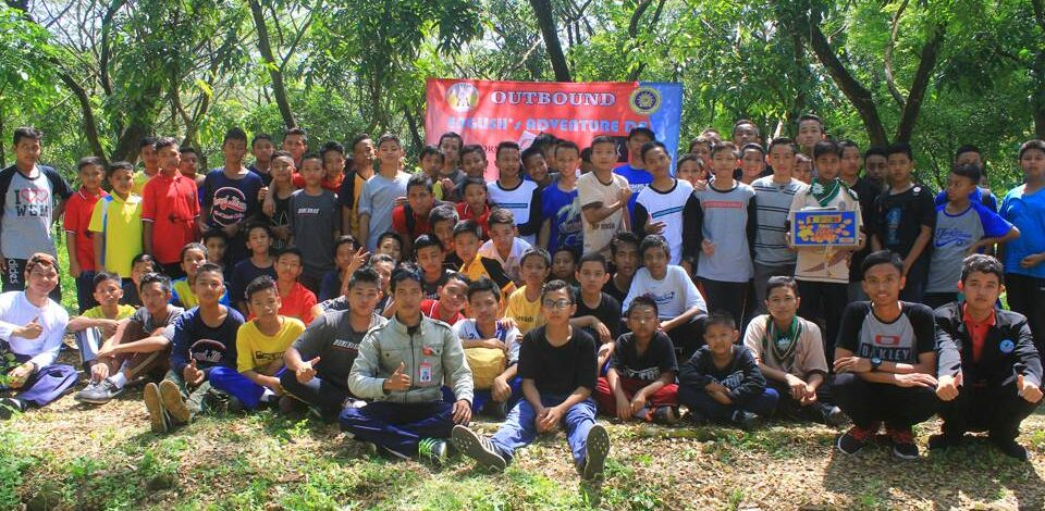 """OUTBOUND """"ENGLISH ADVENTURE"""""""